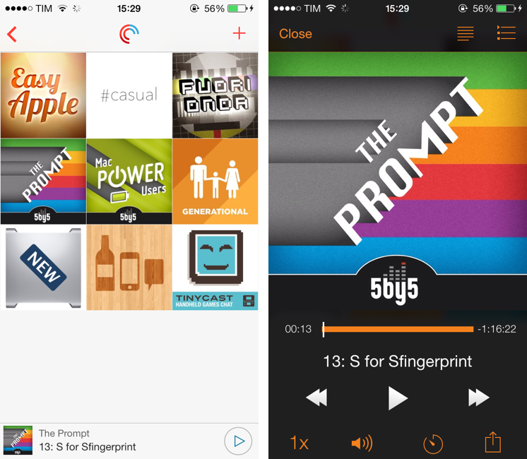 Pocket Casts 4