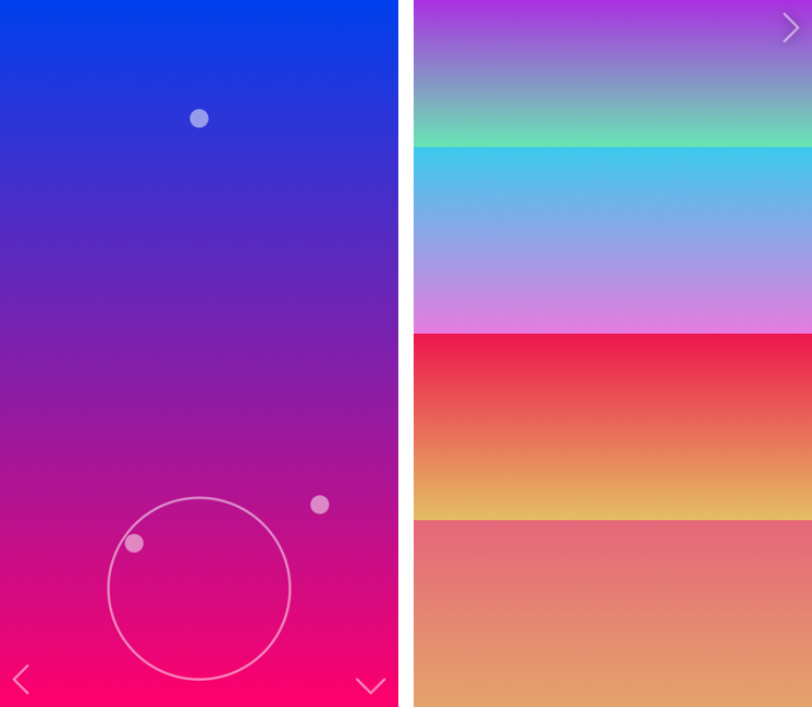 Colorful Iphone Wallpaper: For The Colorful: Create IOS 7 Wallpapers From An IPhone